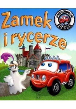 Samochodzik Franek. Zamek i rycerze
