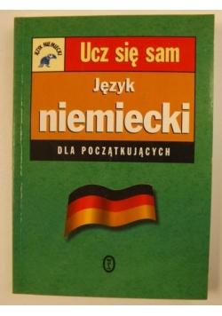 Ucz  sięsam; Język niemiecki dla początkujących