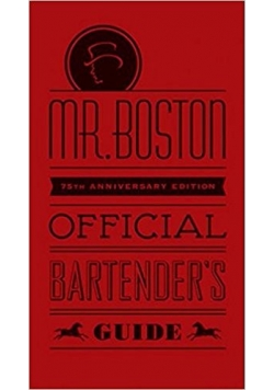 Official Bartenders guide