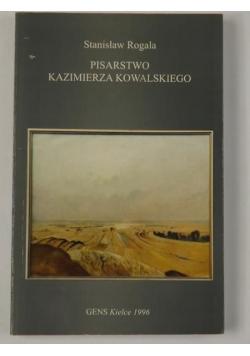 Pisarstwo Kaziemierza Kowalskiego