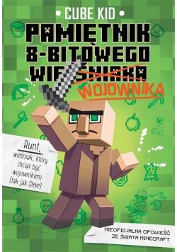 Minecraft T.1 Pamiętnik 8-bitowego wojownika