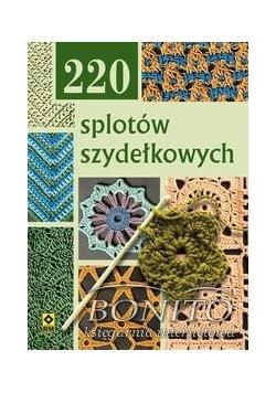 220 splotów szydełkowych