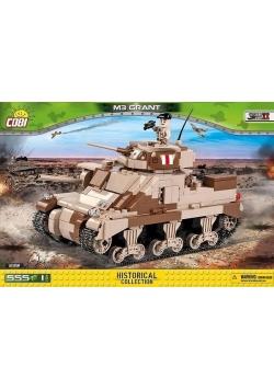 Small Army M3 Grant - amerykański czołg średni