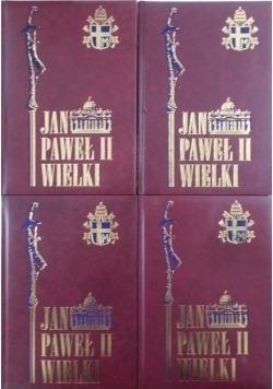 Jan Paweł II Wielki , 4 książki