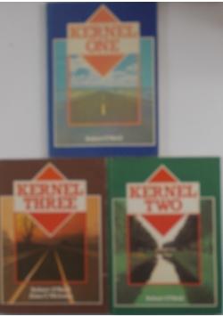 Kernel , zestaw 3 książek