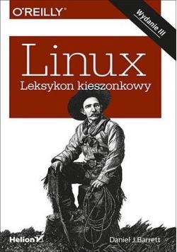 Linux. Leksykon kieszonkowy. Wydanie III