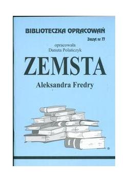 Biblioteczka opracowań nr 077 Zemsta