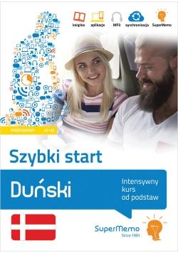 Duński Szybki start Intensywny kurs od podstaw poziom podstawowy A1-A2