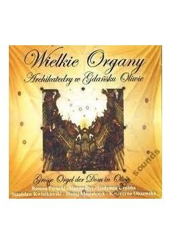 Wielkie Organy Katedry w Gdańsku Oliwie CD