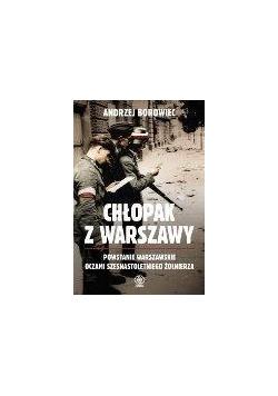 Chłopak z Warszawy REBIS