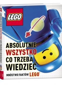 LEGO. Absolutnie wszystko, co trzeba wiedzieć