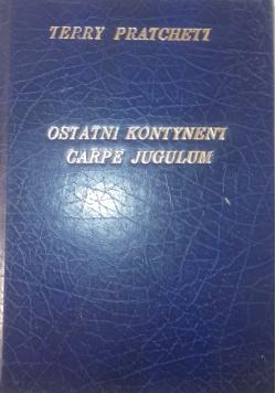 Ostatni kontynent Carpe Jugulum