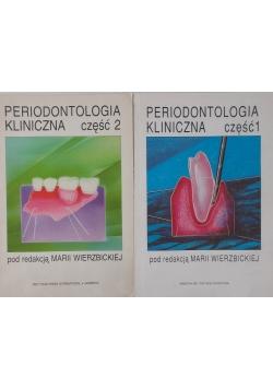 Periodontologia kliniczna Cz. I, II