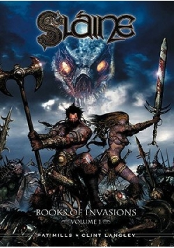 Slaine- books of invasions vol.1