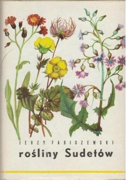 Rośliny Sudetów