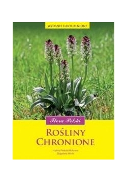 Rośliny chronione. Flora Polski w.2018