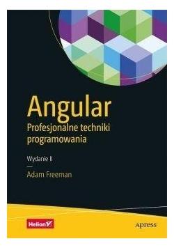 Angular. Profesjonalne techniki programowania w.2
