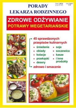 Zdrowe odżywianie Potrawy wegetariańskie