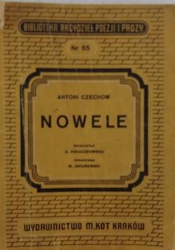 Nowele, 1949 r.