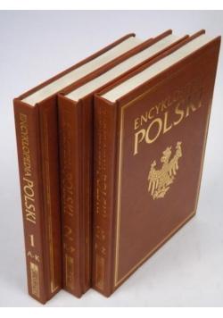 Encyklopedia Polski, Tom I-III