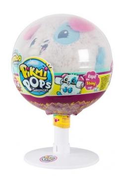 Pikmi Pops S1 Pachnący pluszak Jumbo pies+akces.