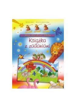 Książka z zadaniami - Moja obrazkowa Biblia