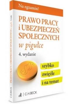 Prawo pracy i ubezpieczeń społecznych w piguł. w.4