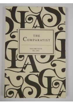 The Comparatist, Vol XXVII, May 2003