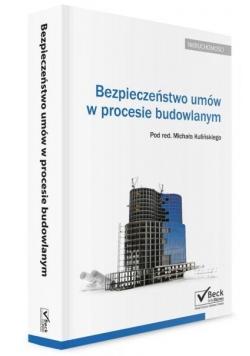 Bezpieczeństwo umów w procesie budowlanym +CD