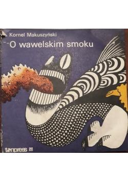 O wawelskim smoku, płyta winylowa
