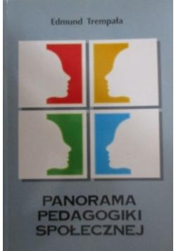Panorama pedagogiki społecznej