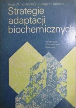 Strategie adaptacji biochemicznych