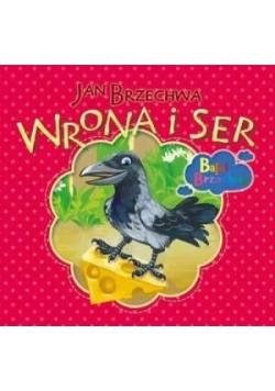 Bajki Brzechwy - Wrona i Ser