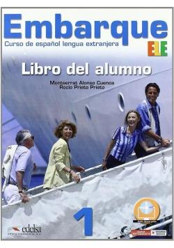 Embarque 1 Libro del alumno EDELSA