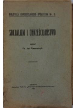 Socjalizm i chrześcijaństwo, 1924 r.