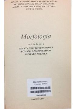 Morfologia.