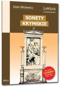Sonety Krymskie z oprac. GREG