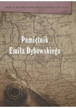 Pamiętnik Emila Dybowskiego