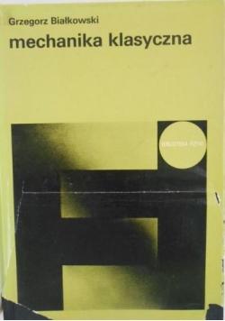 Mechanika klasyczna, tom 2