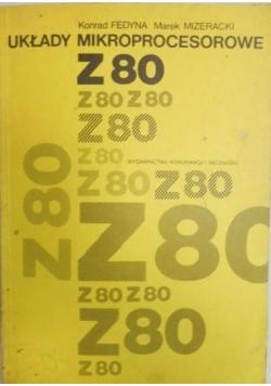 Układy mikroprocesorowe Z80