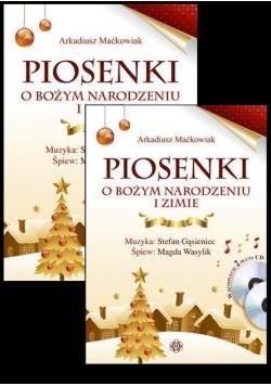 Piosenki o Bożym Narodzeniu i zimie +2CD(kpl)