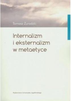 Internalizm i eksternalizm w metaetyce