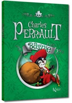 Baśnie - Charles Perrault kolor BR GREG