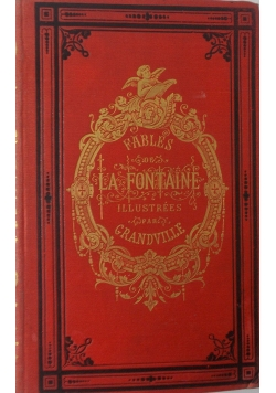 Fables de la fontaine, 1887 r.