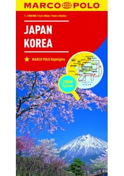Japonia Korea