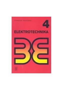 ELEKTROTECHNIKA 4. PODRĘCZNIK