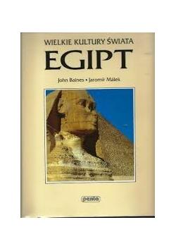 Wielkie kultury świata. Egipt