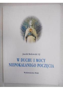 W duchu i mocy niepokalanego poczęcia
