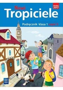 Nowi Tropiciele SP 1 Podręcznik cz.5 WSiP