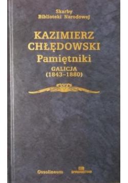 Pamiętniki. Galicja (1843 - 1880), SBN